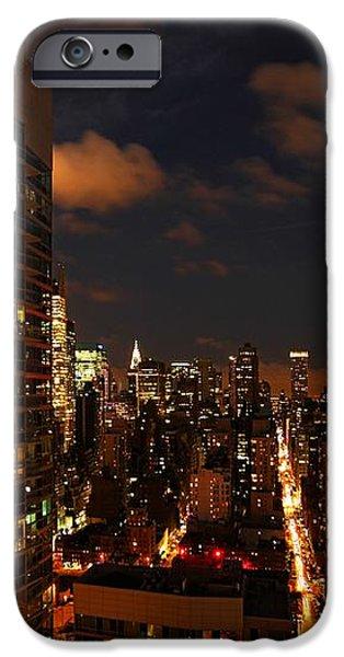 City Living iPhone Case by Andrew Paranavitana