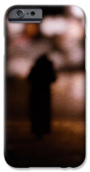 City Nights iPhone Case by Bob Orsillo