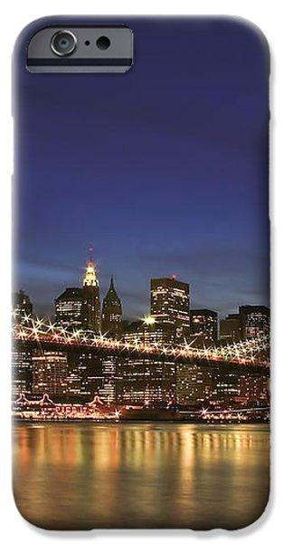 City of Lights iPhone Case by Evelina Kremsdorf