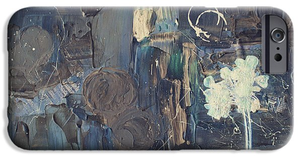 Realism Mixed Media iPhone Cases - Clafoutis d Emotions - p03k02b iPhone Case by Variance Collections