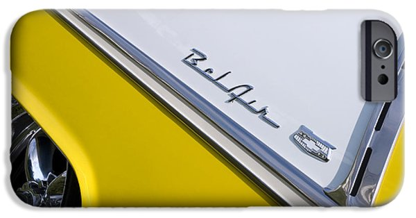 Recently Sold -  - Sheets iPhone Cases - Classic Car Yellow - 09.19.09_543 iPhone Case by Paul Hasara