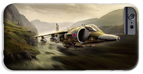 Wwi iPhone Cases - Classic Jump Jet iPhone Case by Peter Van Stigt