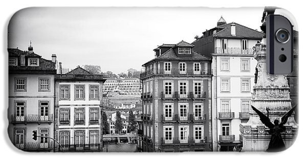 River View iPhone Cases - Classic Porto iPhone Case by John Rizzuto
