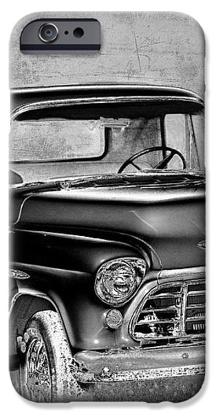 Classic Ride iPhone Case by Betty LaRue