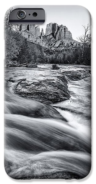 Classic Sedona iPhone Case by Darren  White