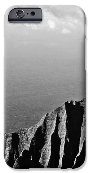 Cliffview iPhone Case by Christi Kraft