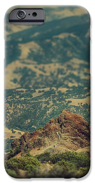 Mt iPhone Cases - Climb iPhone Case by Laurie Search