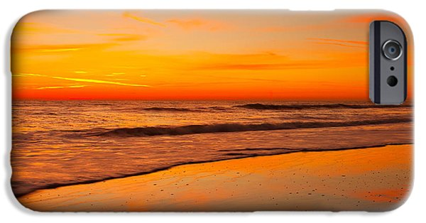 Beach iPhone Cases - Cloud Dance iPhone Case by John Tsumas