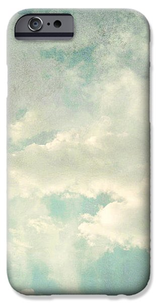 Cloud Series 1 of 6 iPhone Case by Brett Pfister