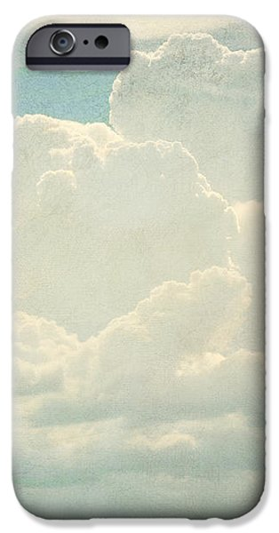 Cloud Series 2 of 6 iPhone Case by Brett Pfister