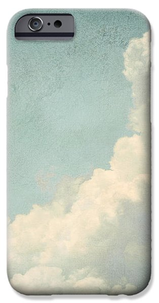 Cloud Series 4 of 6 iPhone Case by Brett Pfister