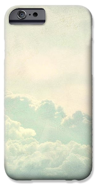 Cloud Series 5 of 6 iPhone Case by Brett Pfister