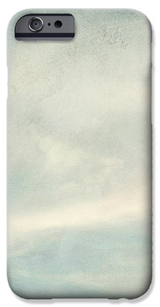 Cloud Series 6 of 6 iPhone Case by Brett Pfister