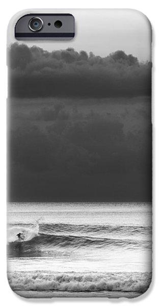 Ocean Photos iPhone Cases - Cloud Surfer iPhone Case by Ocean Photos