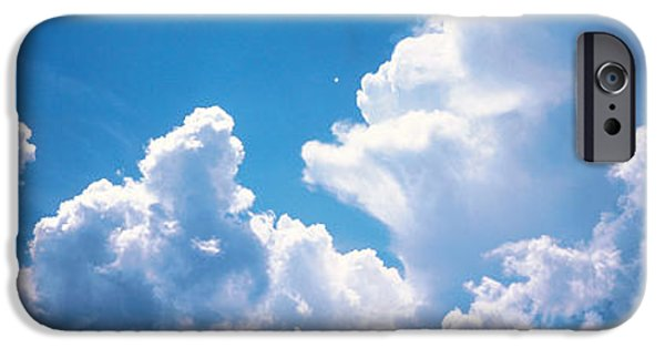 Turbulent Skies iPhone Cases - Clouds Japan iPhone Case by Panoramic Images