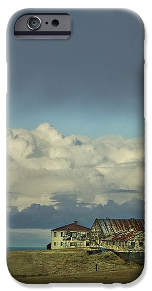 Clouds Of My Mind iPhone Case by Evelina Kremsdorf