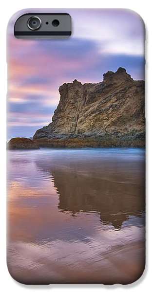 Coastal Cloud Dance iPhone Case by Darren  White