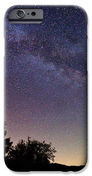 Coastal Skies iPhone Case by Darren  White