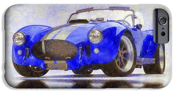 Recently Sold -  - Power iPhone Cases - Cobra iPhone Case by Jack Milchanowski