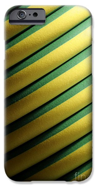 Electrical iPhone Cases - Coiled iPhone Case by Doug Wilton