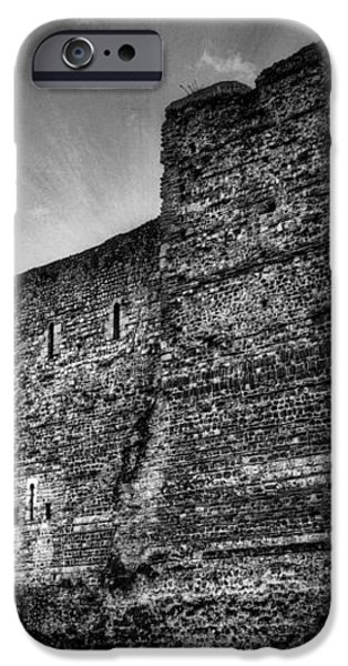 Colchester Castle iPhone Case by Svetlana Sewell