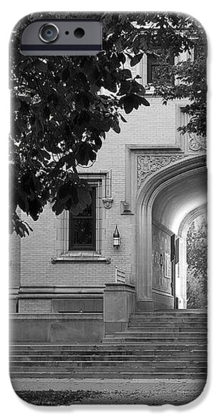 College of Wooster Kauke Arch iPhone Case by University Icons