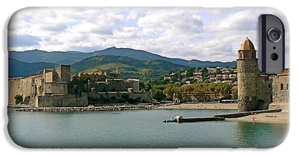 Cathar Country iPhone Cases - Peace..  iPhone Case by France  Art