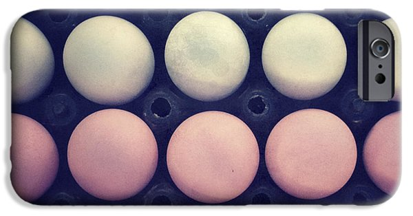 Local Food iPhone Cases - Color eggs iPhone Case by Ivy Ho