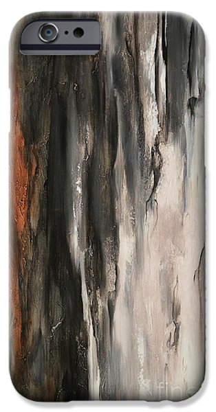 Dream Scape iPhone Cases - Color Harmony 19 iPhone Case by Emerico Imre Toth