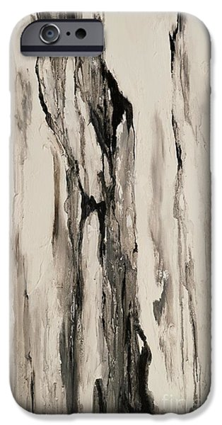 Texture iPhone Cases - Color Harmony 20 iPhone Case by Emerico Imre Toth