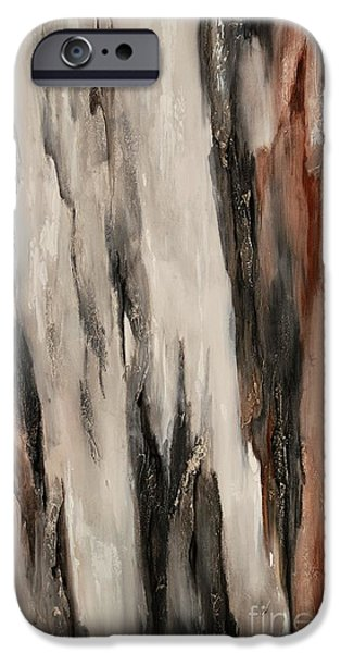 Dream Scape iPhone Cases - Color Harmony 21 iPhone Case by Emerico Imre Toth