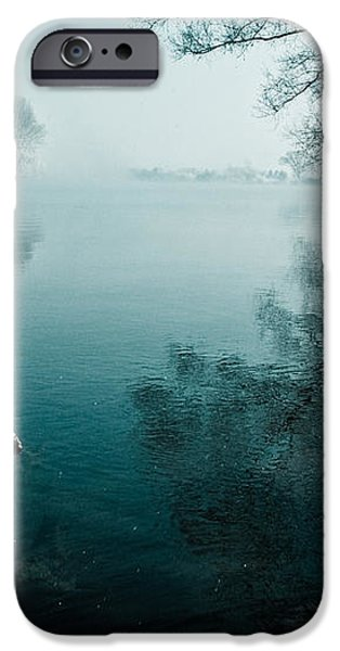 Color of Ice iPhone Case by Davorin Mance