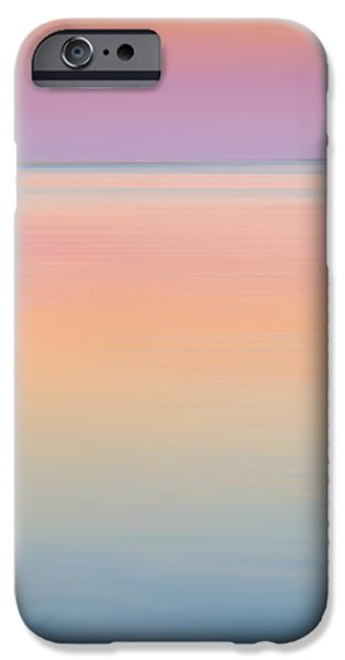 Color of Morning iPhone Case by Bill  Wakeley