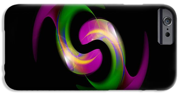 Design iPhone Cases - Color Works iPhone Case by Nick Bergstrom