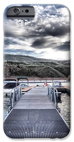 Colorado Boating iPhone Case by Dan Sproul