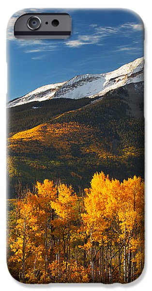 Colorado Gold iPhone Case by Darren  White