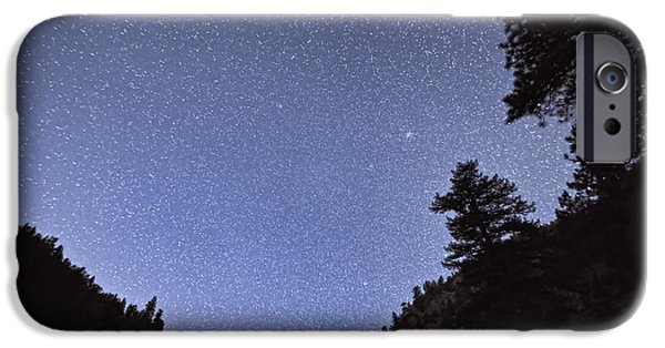 Stargazing iPhone Cases - Colorado Stargazing iPhone Case by James BO  Insogna