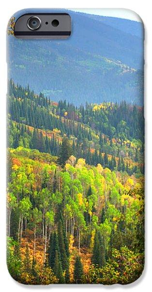 Colorful Colorado iPhone Case by Brian Harig
