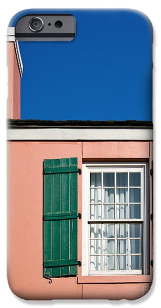 Michelle iPhone Cases - Colorful in St Augustine Florida iPhone Case by Michelle Wiarda