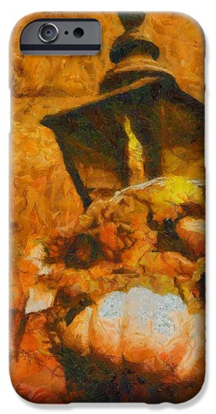 Colors Of Autumn iPhone Cases - Colors Of Autumn iPhone Case by Dan Sproul