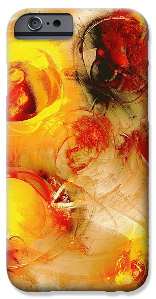 Colors of Fall iPhone Case by Anastasiya Malakhova