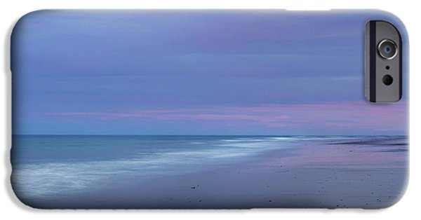 Cape Cod Landscapes iPhone Cases - Colors Of Morning iPhone Case by Bill  Wakeley