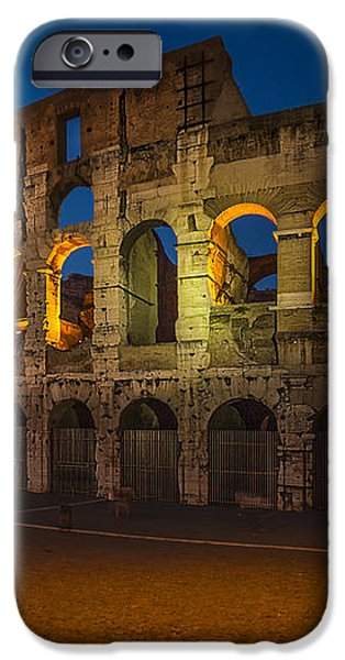 Colosseum iPhone Case by Erik Brede