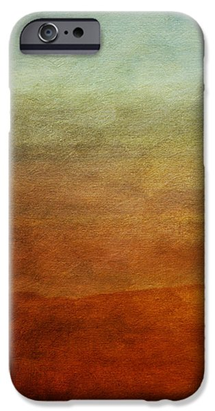 colours of the fall iPhone Case by Priska Wettstein