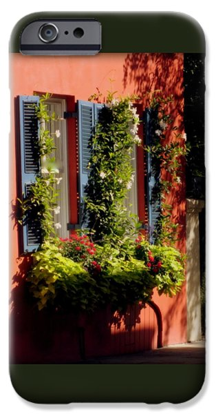 Recently Sold -  - House iPhone Cases - Come To My Window iPhone Case by Karen Wiles