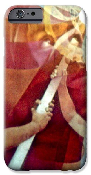 Come Unto Me 1966 iPhone Case by Glenn Bautista