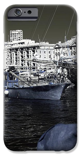 Coming Home in Marseille iPhone Case by John Rizzuto