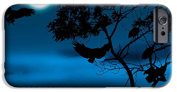 Roosting iPhone Cases - Coming Home To Roost Square iPhone Case by Bill  Wakeley