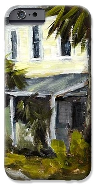 Commerce and Avenue D iPhone Case by Susan Richardson
