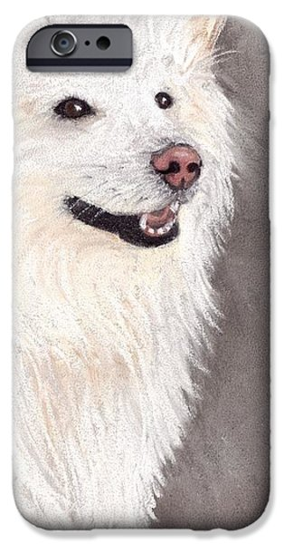 Friendly iPhone Cases - Companion iPhone Case by Anastasiya Malakhova